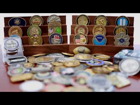 C. Forbes | Art Process - Challenge Coins