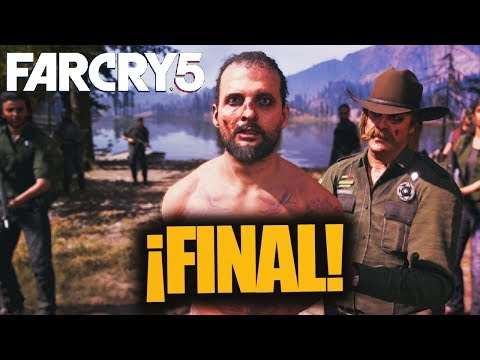 ¡FINAL INESPERADO! - FAR CRY 5 - RAFITI