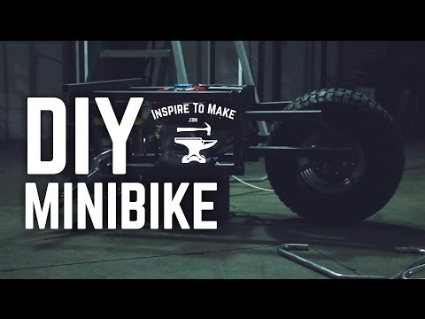 I Made a Mini Bike with Giaco Whatever