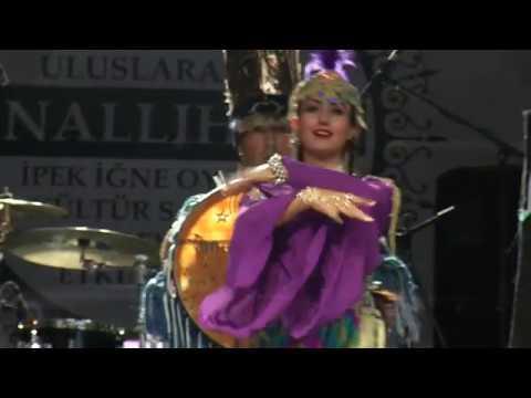 Dans Asya - Şaman - Türk Dünyası Oyunları Gösterileri