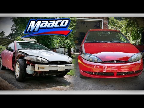 What Does A 500$ MAACO Paint Job Look Like!?