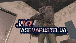 031 JamZ Asevarustelua [Finnish] DayZ Standalone