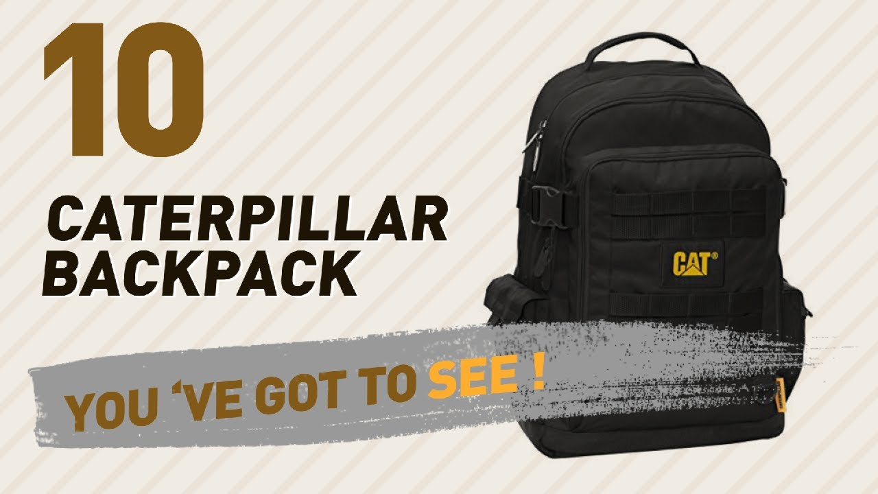 774de4100dc Caterpillar Backpack Great Collection, Just For You! // UK Best ...