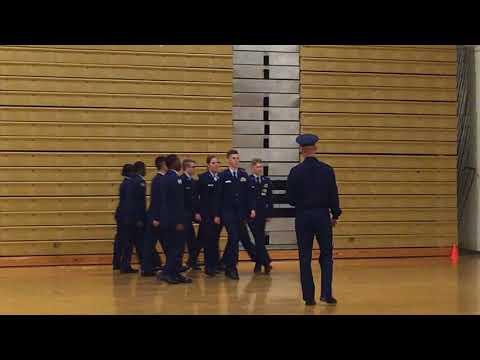 VA-091 Drill Team | Randolph-Macon Academy