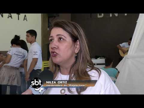 Projeto Lucas oferece atendimento médico e entretenimento no Estrela Dalva