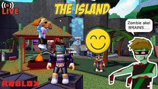 Roblox LIVE #17: The Island (tagalog)