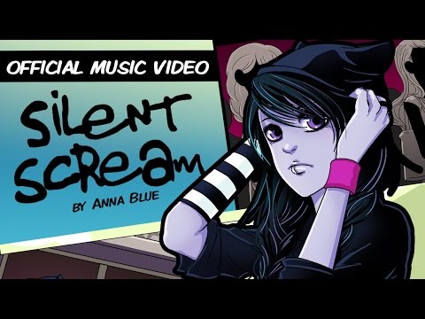 Anna Blue- Silent Scream (Official Music Video)