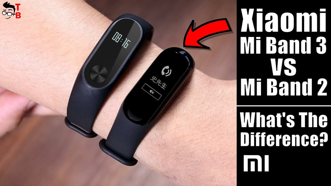 Xiaomi Mi Band 3 vs Mi Band 2: Should You Buy New Fitness Tracker?