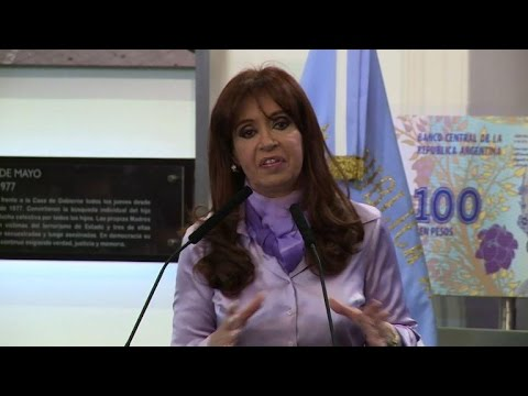 US could topple my government, harm me: Argentina's Kirchner