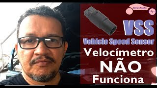 VSS: Velocímetro Não Funciona
