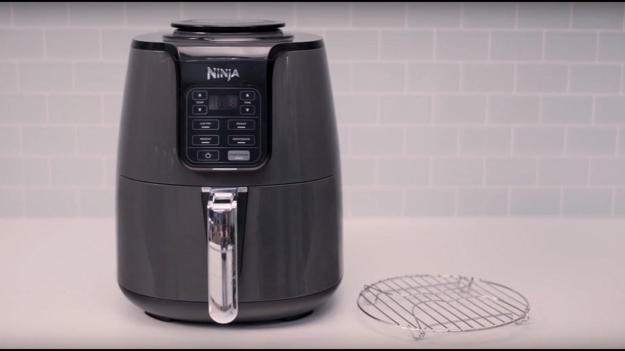 Meet The Ninja Air Fryer Af100 Series Youtube