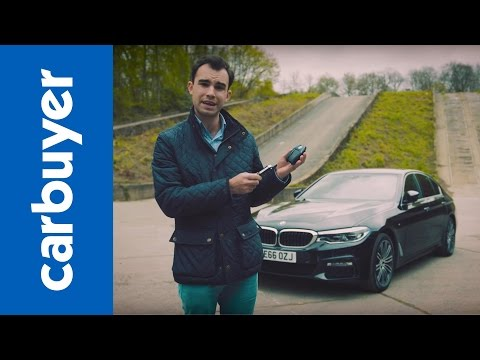 BMW 5 Series in-depth review - Carbuyer