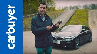 new bmw 5 series 2017 review james batchelor carbuyer