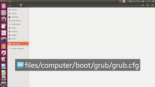 Change your default OS on Ubuntu dual boot 2018 make Windows the default OS - modify READ-ONLY files