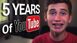 5 Years on YouTube! NAME CHANGE?! 2M VIEWS and 4K SUBS!