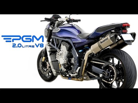 PGM - The World's Most Powerful Production Motorcycle