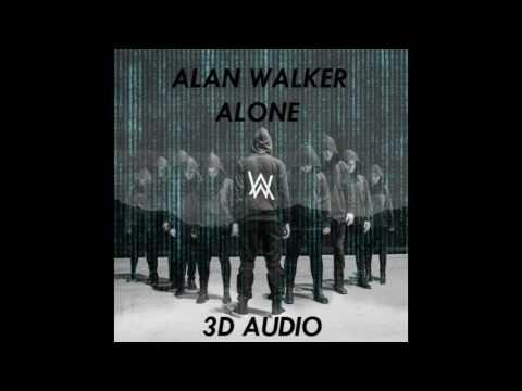 [3D AUDIO!!!!] Alan Walker - Alone (USE HEADPHONES!!!!)