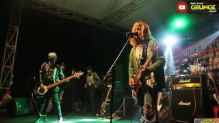 Rengkarnasi Kurt Cobain The Tambel  Band at Grunge friendship 4