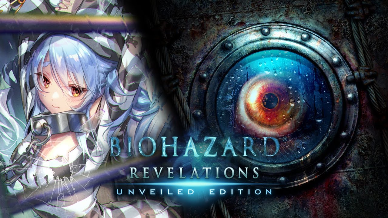 [# 1]Resident Evil: Revelations Do it![Hololive / Pekora Usada]
