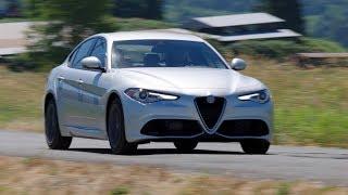 2017 Alfa Romeo Giulia Ti Lusso Awd Review