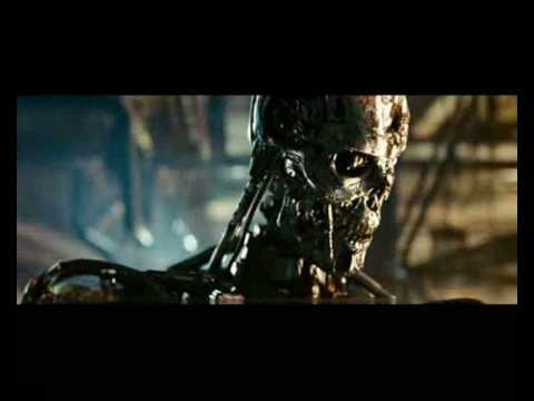 T 800 Terminator Salvation Terminator 4 salvation Full Fight HD - YouTube