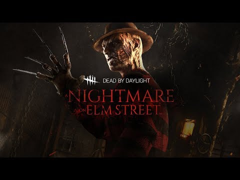 Dead By Daylight Freddy Krueger Halloween Stream feat. Because Geek