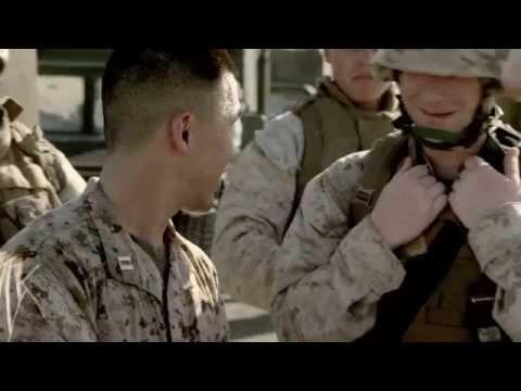 Navy Chaplains -- Chaplain Candidate David Arnott (Teaser)