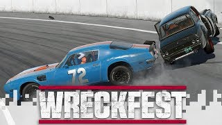 WRECKFEST - Beef Or Sausage?! (feat. Kurt and Cone!)
