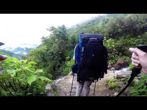 cook-and-travel.pl - Peru - Choquequirao Trek 2015 GoPro HD part 2