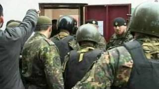 Gunmen storm Parliament in Chechnya, 6 dead