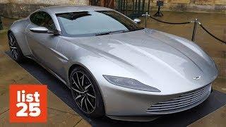 25 Best James Bond Cars Ever