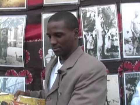 Dr  Ali Muhammad Blackness & The Consciousness Of God