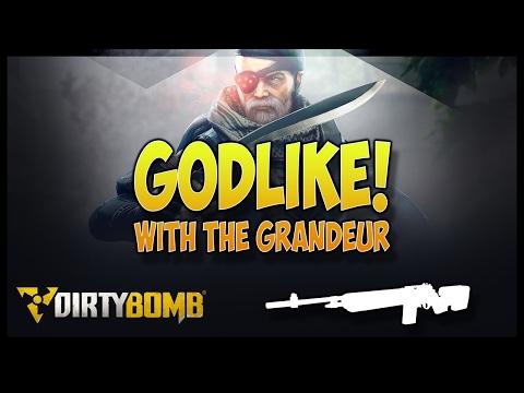 GODLIKE THE COBALT -- DIRTY BOMB -- GRANDEUR REDEYE