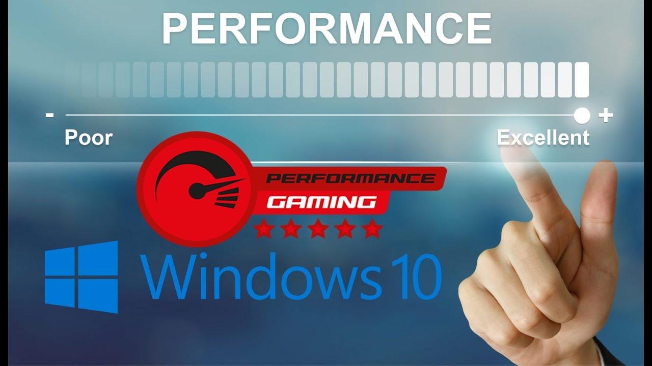 SETARI WINDOWS 10 PENTRU PERFORMANTA PC IN JOCURI 2019