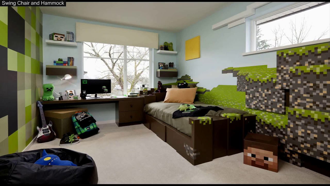 minecraft bedroom decorations in real life youtube 12392 | maxresdefault