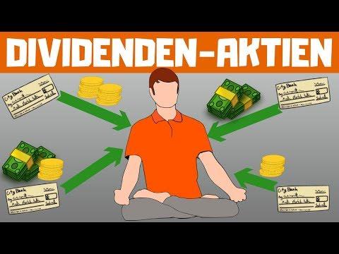 Passives Einkommen durch Dividenden -  Die 5 besten Dividenden-Aktien in Deutschland