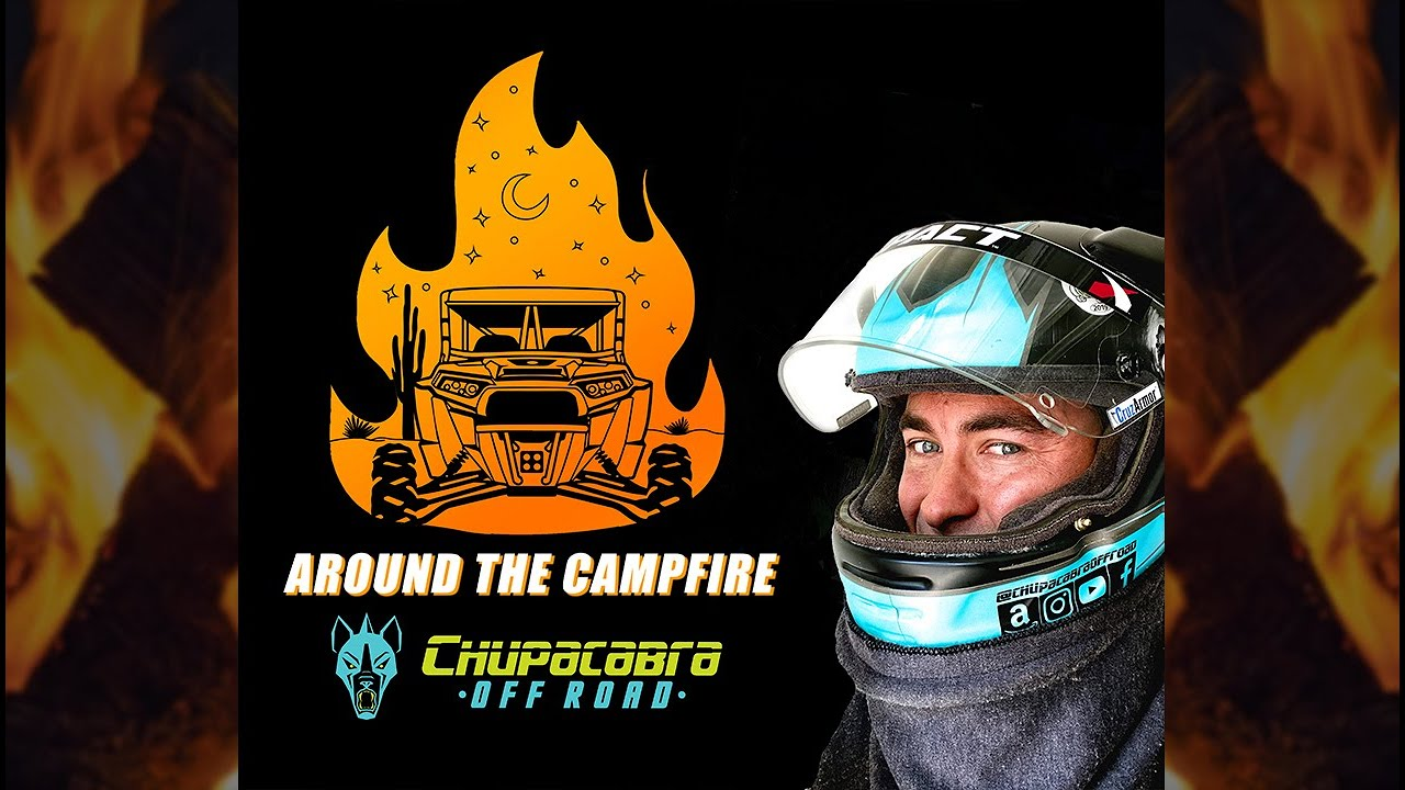 Around the Campfire POD - 175 Videos Later, Content Styles in Offroad