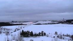 Helsinki-Vantaa international airport landings. Laskeutumisia Helsinki-Vantaan Lentokentälle