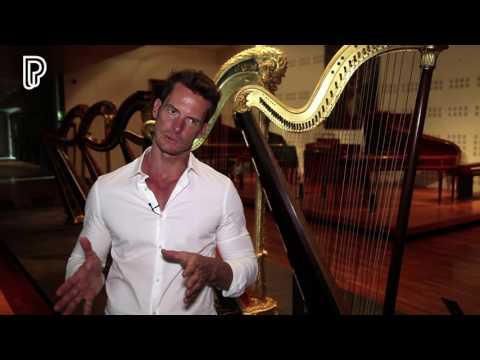 Xavier de Maistre : devenir harpiste