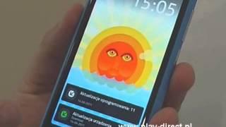 Nokia N9 - interfejs MeeGo