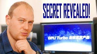 Huawei GPU TURBO Secret Revealed