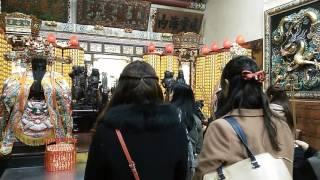 迪化街:Xia Hai Temple 20170212
