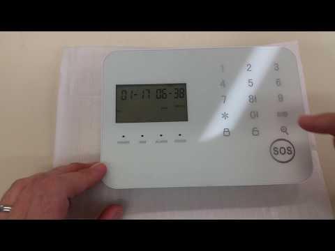 Configuración De Numeros Para Llamadas Y Mensajes Alarmas Inteligentes