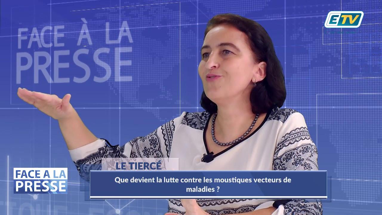 FACE A LA PRESSE avec Valérie DENUX, Directrice de l'ARS Guadeloupe -  Partie 2