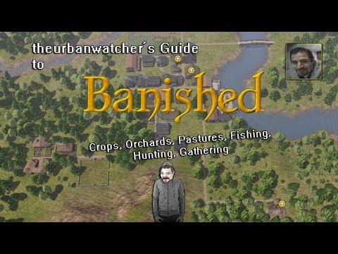 Understanding Banished (Food Production Explained)