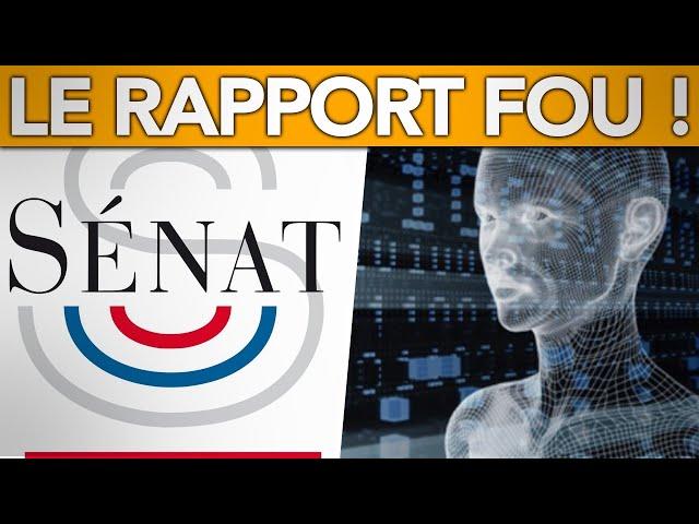 Covid et dictature : l'incroyable rapport du Sénat !