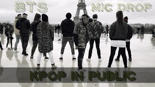 [KPOP IN PUBLIC] BTS _ Mic Drop x Aoki by VICTORY's from FRANCE