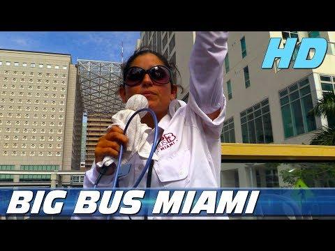 Big Bus Miami (Florida - USA)