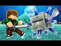 INVADI O TEMPLO SUBMARINO!!! - Minecraft 1.13 Hardcore #23