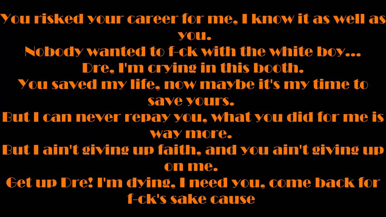 Lyrics lyrical gangbang